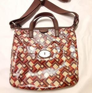 Autumn Fossil Bag